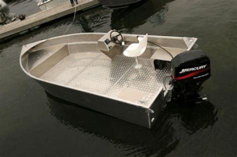 aluminium boot zu verkaufen arbeitsboot aluminiumboot fischerboot chf 18 000 zu