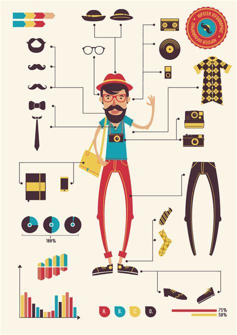 effect graphic design consumerism popular culture hipster infographics by darkstalkerr on deviantart