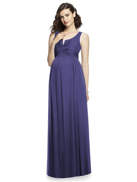 Maternity Bridesmaid Dress by Dessy M424 Maternity Bridesmaid Dress Madamebridal