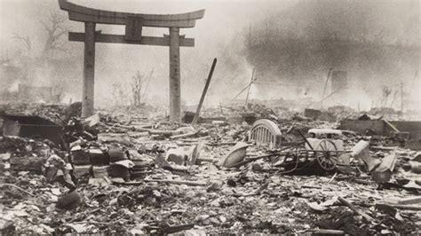 imagenes de japon despues de la bomba atomica fotos nagasaki un d 237 a despu 233 s de la bomba at 243 mica en unas