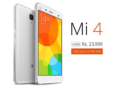 themes for mi 4i mobile xiaomi mi 4 64gb variant india price launch date revealed