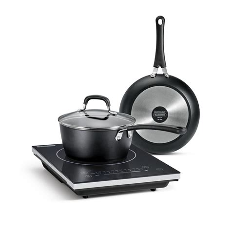 cooking with an induction cooktop tramontina 4 pc induction cooking system