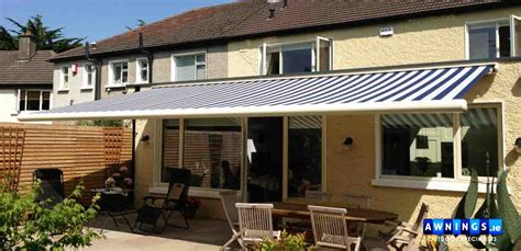 house awnings ireland residential awnings canopies and roof systems ireland