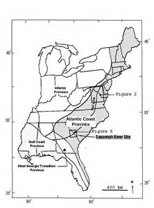 us fault lines map east coast comparison of cenozoic faulting at the river site