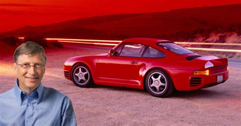 80s porsche wallpaper bill gates america s richest and his porsche 959