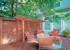 wall for outdoor patios design ideas for outdoor privacy walls screen and