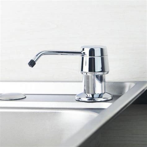 liquid soap dispenser for kitchen sink stainless steel dish basin liquid soap dispenser kitchen sink liquid soap dispenser hotel