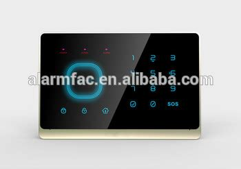 wolf guard home automation app rfid touch keypad