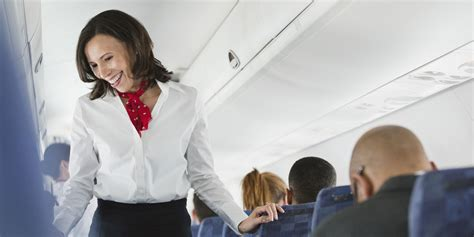 how to get your flight attendant to you huffpost