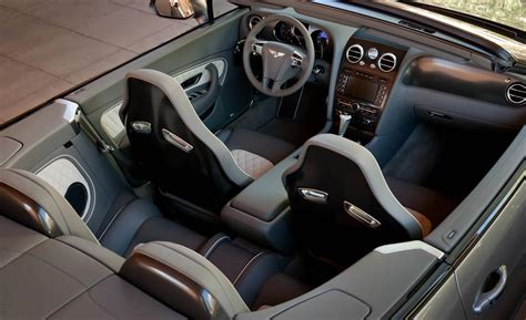 bentley supersports interior bentley continental supersports price modifications