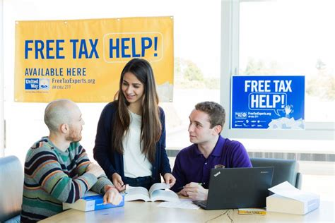Mba Tuition Reimbursement Taxable by Accounting Students Offer Free Tax Help Foster
