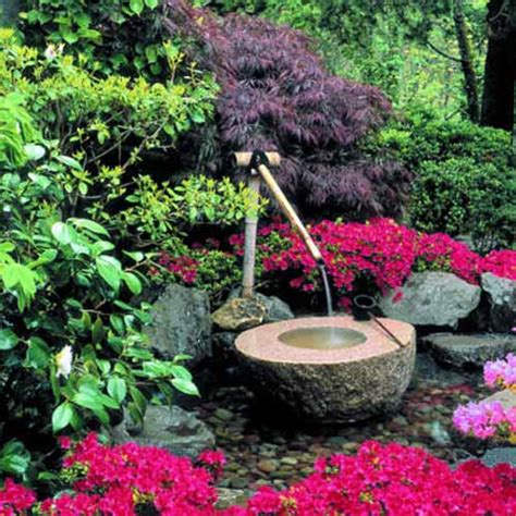backyard fountains ideas triyae simple backyard water feature ideas various