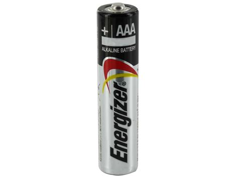 Energizer E92 Aaa energizer max e92 vp aaa 1 5v alkaline button top