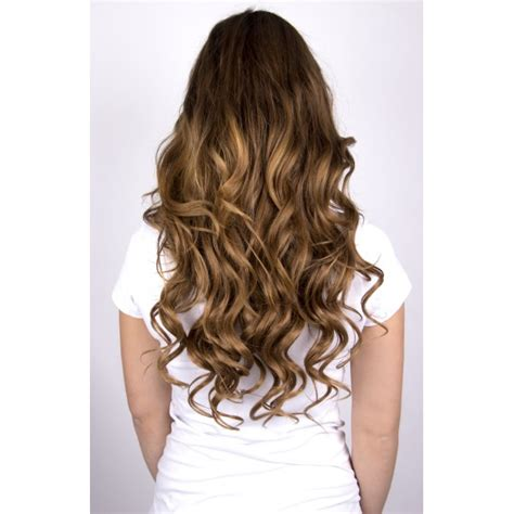 Light Brown Hair Extensions by Princess Hair Light Brown Color 8 Luxury For