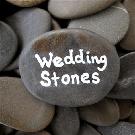 Wedding Wishes Rocks by Best Wedding Wishes Guest Book Products On Wanelo