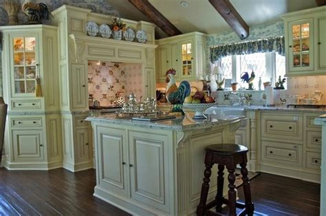 kitchen in french provance or country style kitchens in how to achieve a french country style