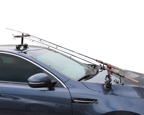 Roof Rack For Fishing Rods by Rodmounts Sumo Suction Fishing Rod Rack Orsracksdirect