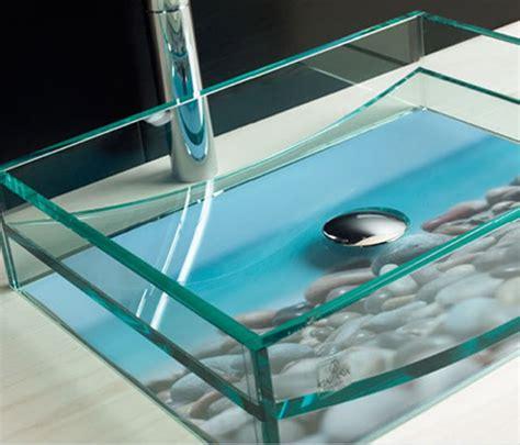 muebles de ba 195 177 o con lavabo de cristal lavabos de cristal