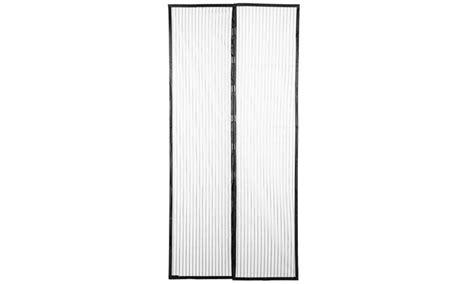 magnetic door curtain magnetic heavy duty mesh screen door curtain livingsocial