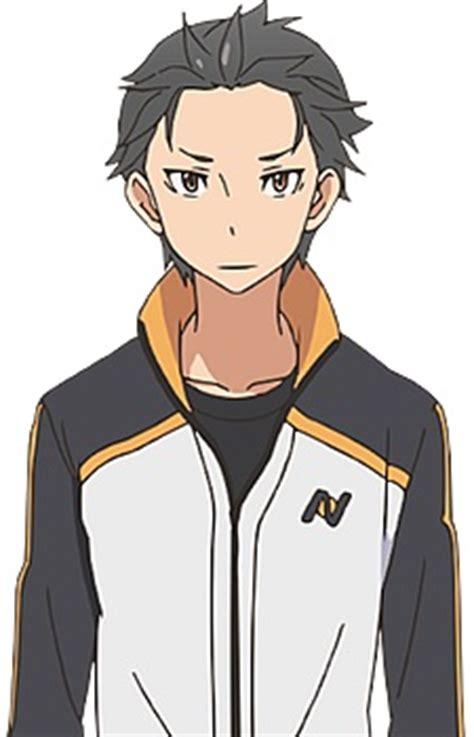 subaru character subaru natsuki character vine