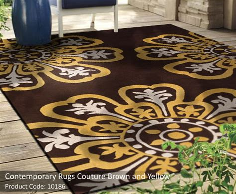 10 x 14 black and yellow rug black and yellow rugs home decor