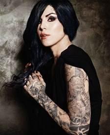 hottest tattooed women top 10 alux com