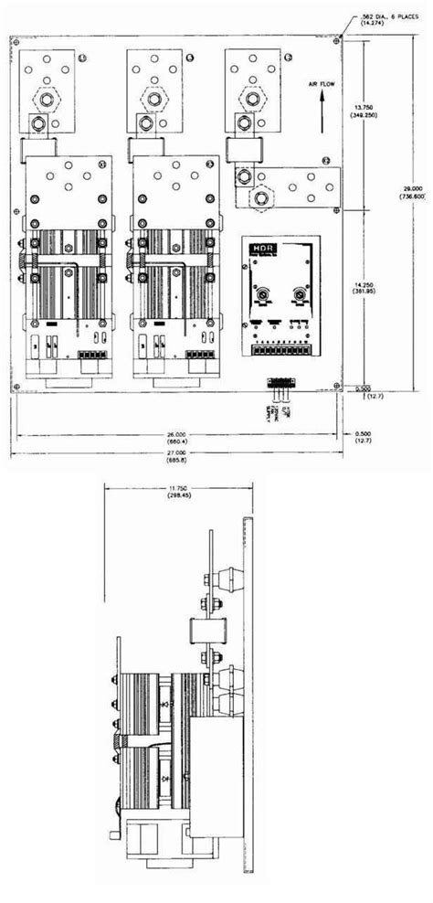 zf2 this layout zf2 scr power control three phase two leg 800 1200a
