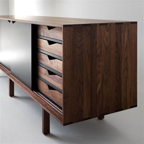 sideboard unicoloured  andersen furniture