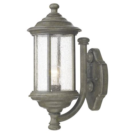 exterior wall light traditional old iron finish antique