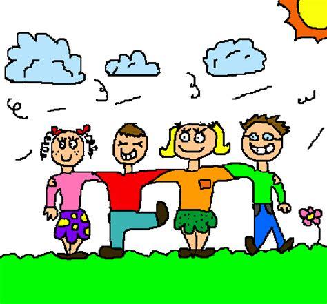 imagenes para amigos año nuevo dibujos amigos imagui