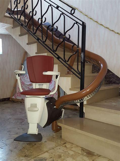 siege electrique pour escalier mise en place d un si 232 ge monte personne flow2 pour