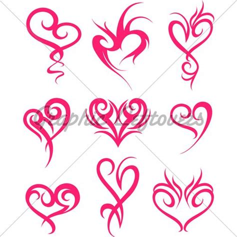 love heart tattoo small 22 best and designs images on