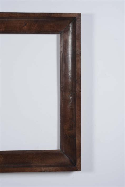 cornici genova cornice in radica di noce xix secolo cornici antiche