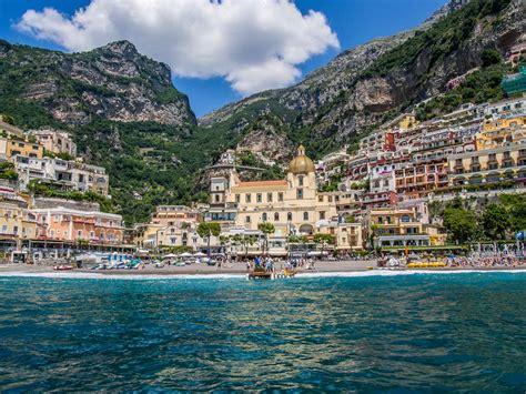 hydrofoil boat amalfi coast sailing the amalfi coast with intersailclub a photo essay