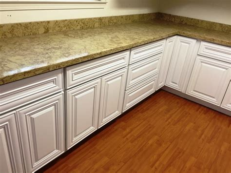 Raised Panel Kitchen Cabinets | pure white popular hardwood raised panel kitchen cabinets