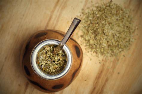 Mate Detox Tea by The Antioxidant Drink Yerba Mate Chamate Yerba