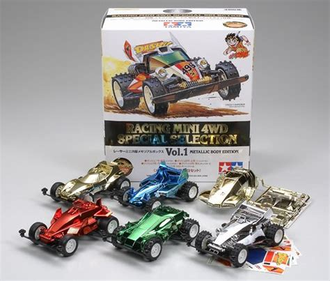 Tool Box Tamiya Auldey By B Toys tamiya 94615 racing mini 4wd special selection vol 1