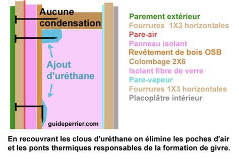 Probleme De Condensation by Pont Thermique Clous Et Condensation Dans Les Murs