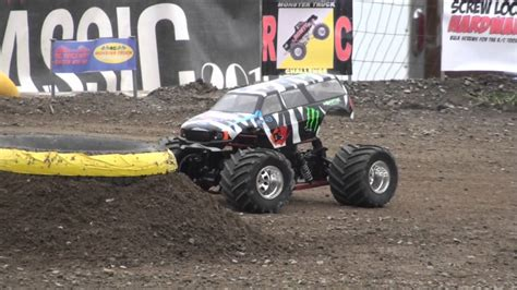 rc monster truck freestyle videos rc monster truck challenge 2016 world finals highlights
