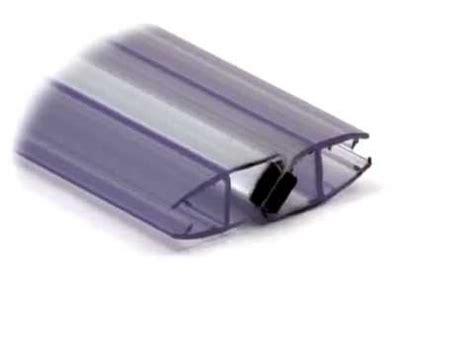magnetic shower door seals byretech magnetic door seal for shower doors