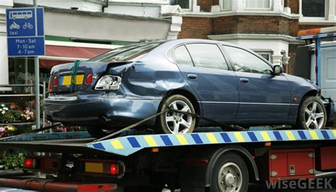 Car Damage Types by What Are The Different Types Of Wrecker Beds With Picture
