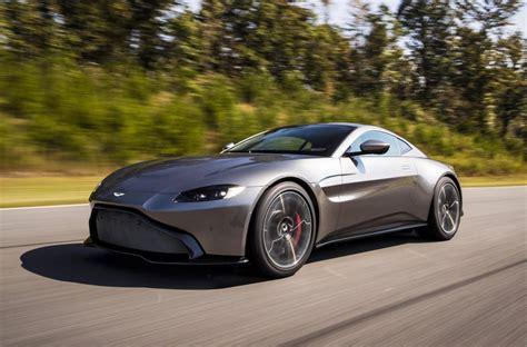 Aston Martin Turbo by All New Aston Martin Vantage Debuts With Turbo V8