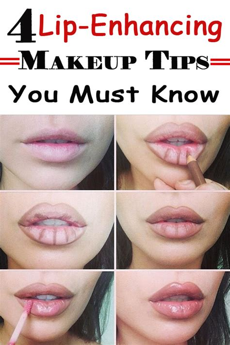 5 And Style Tips You Must About by 4 Lip Enhancing Makeup Tips You Must Inspirational