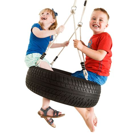 second hand swing set tyre swing kbt play