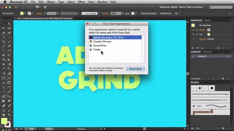 adobe illustrator cs6 unknown error when saving adobe illustrator quot crash data recovery quot nsl week 211