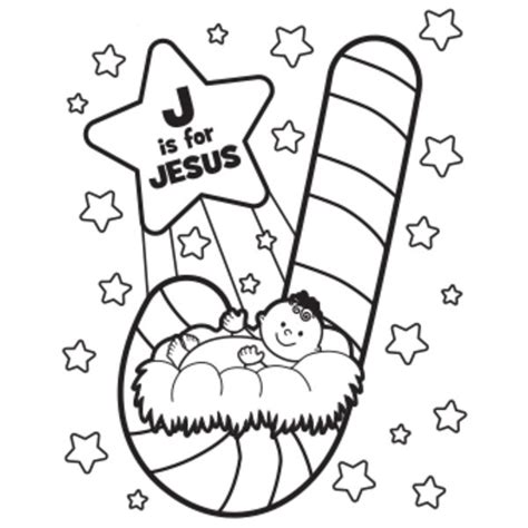 5 best images of kindergarten printable christmas jesus