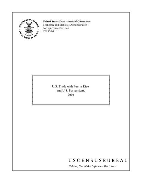 us department of commerce bureau of economic analysis united states department of commerce
