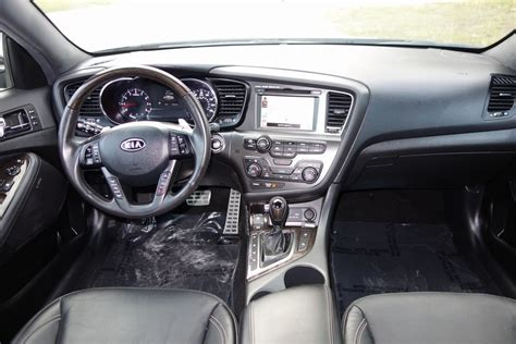 Kia Optima Sxl Interior 2013 Kia Optima Pictures Cargurus