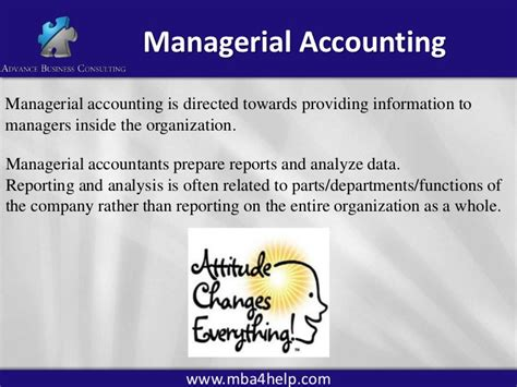 Mba 606 Managerial Finance by Financial And Managerial Accounting