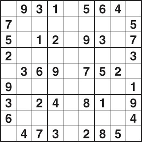 printable sudoku puzzles difficulty 4 printable sudoku